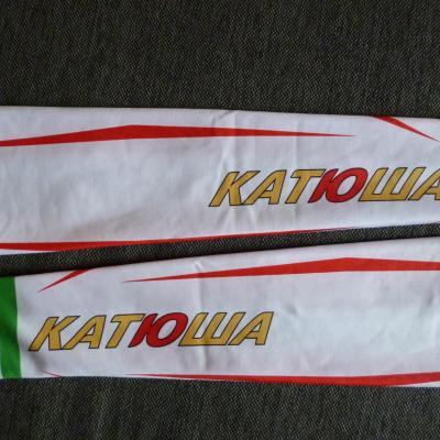 Coudières blanches KATUSHA (taille M)