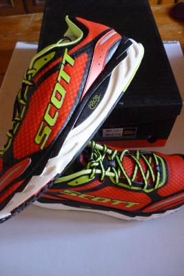 Chaussures de sport SCOTT Eride AF Traine 2.0 (taille 45)
