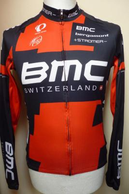Maillot manches longues BMC