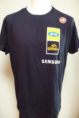 T-shirt Castelli MTN-QHUBEKA (taille XL)