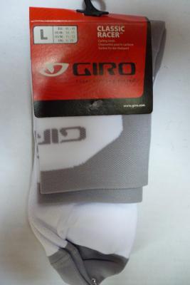 Socquettes GIRO (taille L, mod.1)