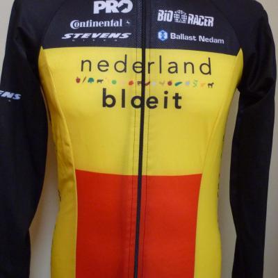 Veste hiver windtex NEDERLAND-BLOEIT- championne de Belgique