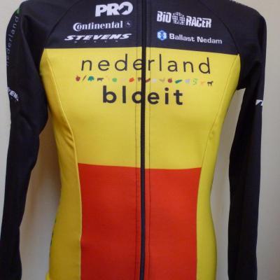 Veste coupe-vent NEDERLAND-BLOEIT- championne de Belgique