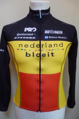 Maillot ML NEDERLAND-BLOEIT 2010 championne de Belgique