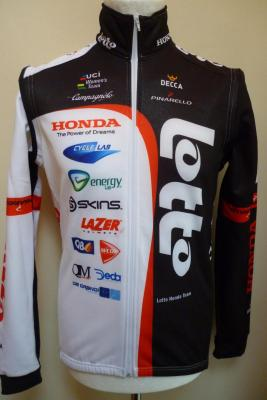 Veste hiver windtex LOTTO-HONDA