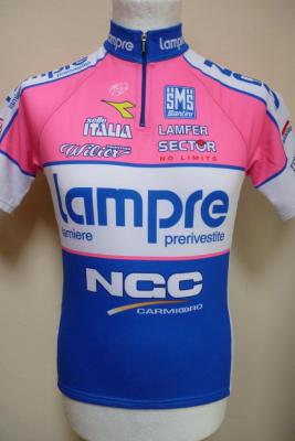Maillot doublé polaire LAMPRE (taille S)