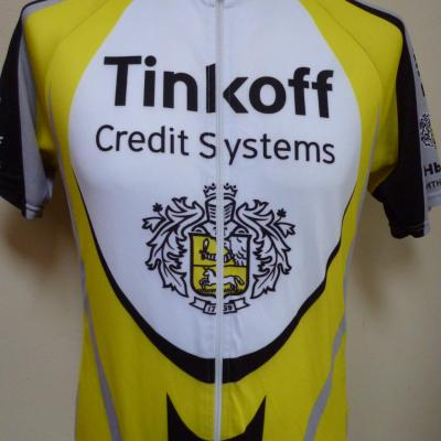 Maillot TINKOFF 2007 (taille XL)