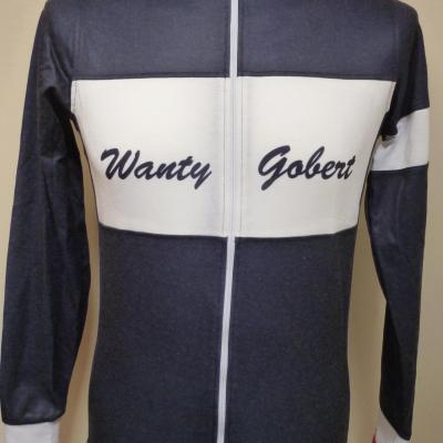 Maillot vintage laine WANTY (taille M)