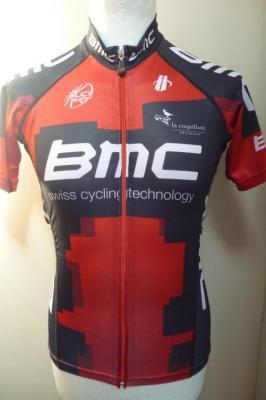 Maillot team BMC (Hincapie)