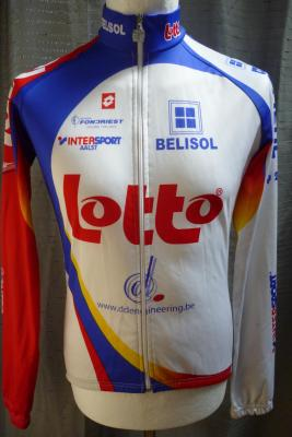 Maillot manches longues LOTTO-BELISOL