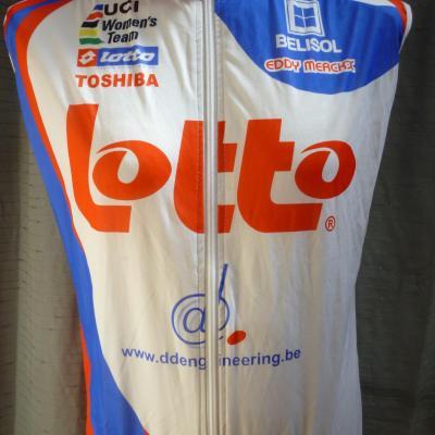 Gilet coupe-vent LOTTO-BELISOL
