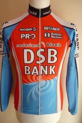 Maillot manches longues DSB-BANK