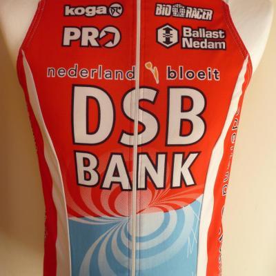 Gilet coupe-vent DSB-BANK