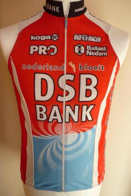 Gilet coupe-vent DSB-BANK