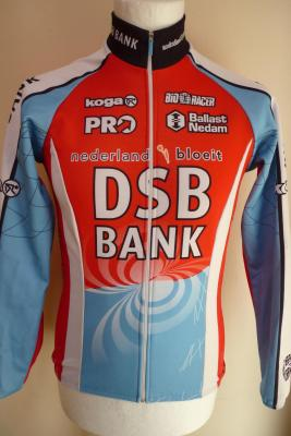 Veste hiver windtex DSB-BANK