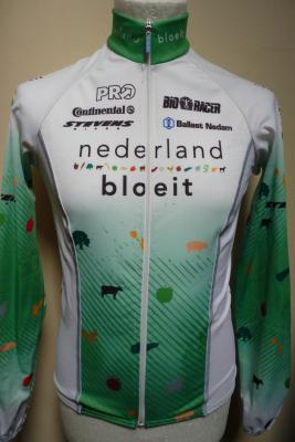 Maillot manches longues NEDERLAND-BLOEIT