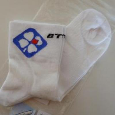 Socquettes FDJ (taille S/M)