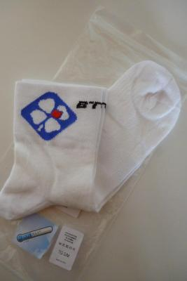 Socquettes Coolmax FDJ (taille S/M)