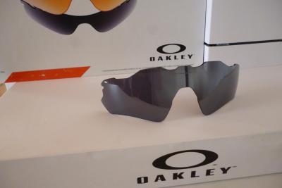 Ecran OAKLEY-RADAR EV (black iridium)