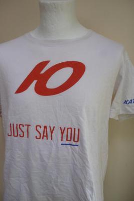 T-shirt blanc KATUSHA-TDF 2014