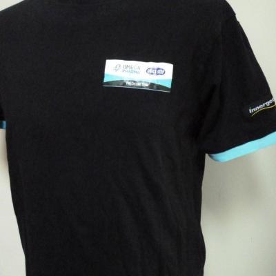 T-shirt noir OPQS (taille M)