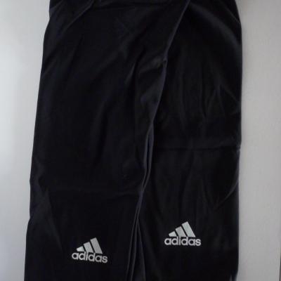 Genouillères noires Adidas-GB