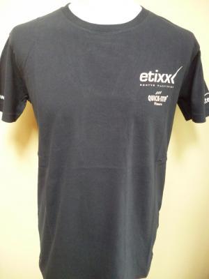 T-shirt bleu ETIXX-QS