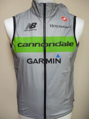 Gilet imperméable CANNONDALE-GARMIN
