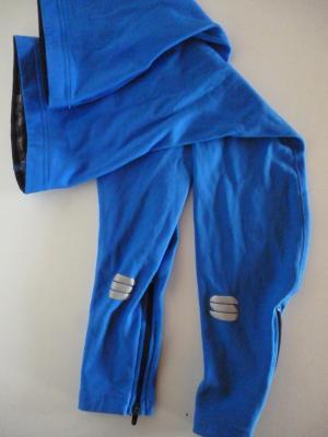 Jambières doublées bleues TINKOFF-SAXO 2015 (taille S)