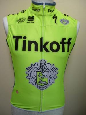 Gilet Windstopper-TINKOFF 2016