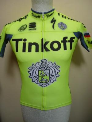 Maillot léger TINKOFF (taille S)