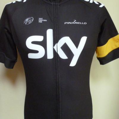 Maillot TDF 2013-SKY (taille M)