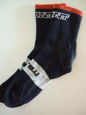 Socquettes noires NFTO