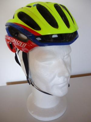 Casque Specialized-Prevail TINKOFF 2016 (champion de Russie)