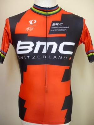 Maillot été BMC Ch. du Monde (