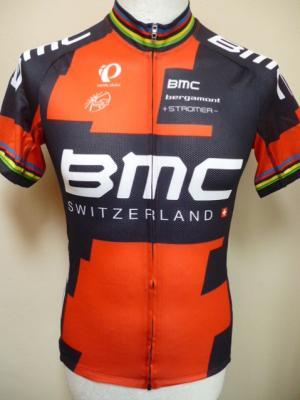 Maillot aéré BMC Ch. du Monde (