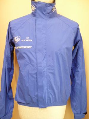 Imperméable style Gore-Tex FDJ (taille M)