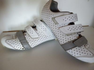 Chaussures RAPHA-Climber blanches (taille 45,5, mod.3)