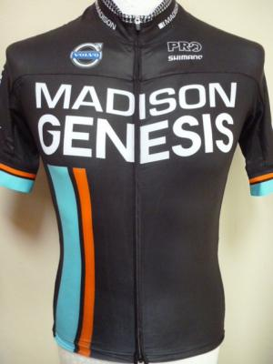 Maillot aéro MADISON-GENESIS (taille S, mod.2)