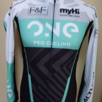 Maillot doublé manches longues luxe ONE-PRO CYCLING (taille S)