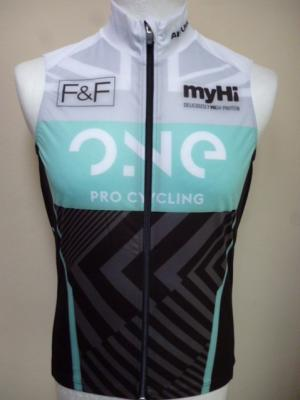 Gilet coupe-vent ONE-PRO CYCLING