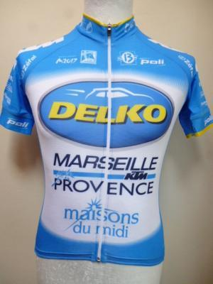 Maillot DELKO-MARSEILLE PROVENCE (taille S)