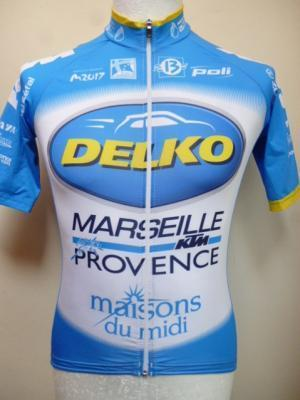 Maillot aéro DELKO-MARSEILLE PROVENCE