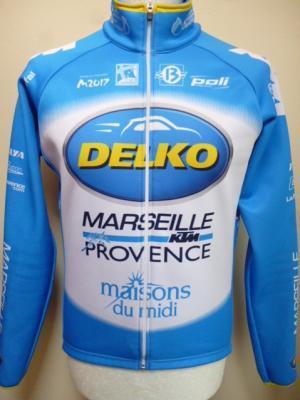 Veste hiver DELKO-MARSEILLE PROVENCE (taille S)
