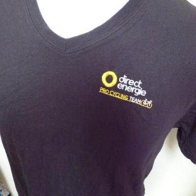T-shirt DIRECT-ENERGIE (taille L)
