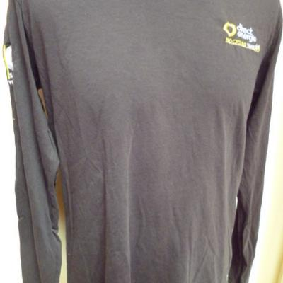 T-shirt manches longues DIRECT-ENERGIE (taille L)