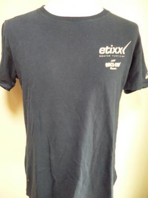 T-shirt bleu marine ETIXX-QS 2016