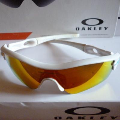 Lunettes OAKLEY-RADAR (blanches, mod.2)