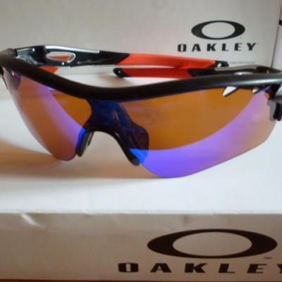 Lunettes OAKLEY-RADARLOCK (noires)