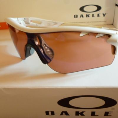 Lunettes OAKLEY-RADARLOCK ( blanches)